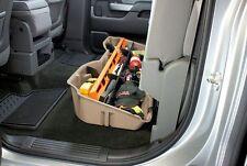DU-HA 10302 Tan Under Rear Seat Storage For Silverado Sierra Crew Cab 2014-17
