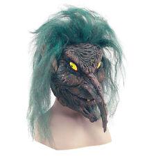 Arbre # Sprite Effrayant Vert Ghost Masque pour Adulte Costume Halloween