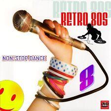 Dj Video Mix - RETRO 80s 8 - 75 Minutes of Classics!!!!! WATCH SAMPLE
