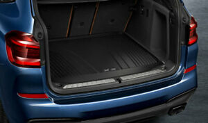 BMW Genuine Fitted Luggage Compartment Boot Trunk Liner Mat X3 G01 51472450516