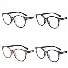Womens Reading Glasses Spring Hinges Readers + 1.0 1.5 2.0 2.5 3.0 3.5 4.0 E366