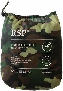RSP® Moskitonetz Travel XXL das Original (Farbe: Camouflage / Flecktarn)