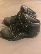 Dc Shoes Versatile WR High Black Skate Shoes  Hard To Find Size 11.5
