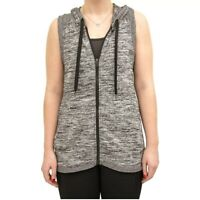 Active Life Women's Athleisure Full Zip Hooded Vest Size 2XL $78 Retail