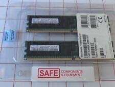 Samsung 16GB 2x8GB M393T1K66AZA-CE6Q0 NEW 240p DDR2-667 ECC HP 405478-071 MM-606
