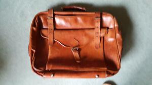 Koffer Lederkoffer Ledertasche Reisetasche echt Leder Naturleder