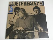 The Jeff Healey Band See The Light Arista LP