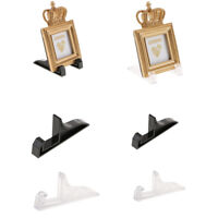 10x Display Easel Stand Plate Book Photo Frame Picture Pedestal Holder
