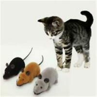 Cat Mouse Toy Mice Toys Rat Gift Remote Control Wireless Rc 5 Rattle Funny Pet