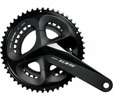 Shimano crankset 105 FC-R7000 2x11 175mm 50-34 teeth black