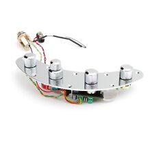BTB-MMSR 4 Knob 3Band by John East Aktiv-Klangregelung Mittenparametrik ON PLATE