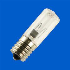 3W E17 Ultraviolet Light Bulb UV Ozone Sterilizing Lamp 17v Replacement for