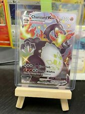 More details for charizard vmax shining fates sv107/sv122 mint condition pack fresh