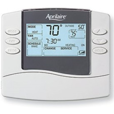 Aprilaire Electronic Thermostat Model 8466 Programmable New in Box FREE SHIPPING