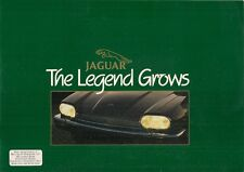 Jaguar XJS 1983-85 UK Market Sales Brochure XJS-C 3.6 5.3