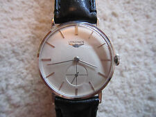 Longines Analogue Wristwatches with 12-Hour Dial