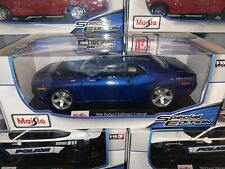 1:18 maisto Dodge Challenger American Muscle Sports Super Car 🇺🇸 1/18