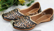 US Jutti For Men's Mens Mojari Indian Shoes Handmade Shoes Khussa Shoes HH410