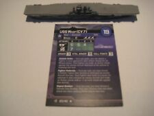 AXIS & ALLIES WAR AT SEA SURFACE ACTION USS Wasp x1