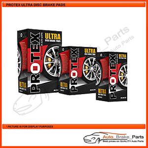 Protex Ultra Rear Brake Pads for Toyota Corona ST171R GT-R, 4D Sedan DB422CP