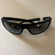 Maui Jim Byron Bay 74602MR Men's Sunglasses - Matte Black Rubber/Gray