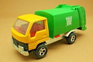 "Camion TOYOTA ""Benne O.M. / TRU"" - MAJORETTE - Made in Thaïlande - échelle 1:35"
