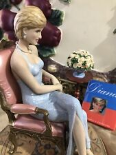 The Franklin Mint Princess Diana Forever Diana Figure