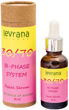 Face serum biphasic 30/70, with Damask rose oil LEVRANA 30ML