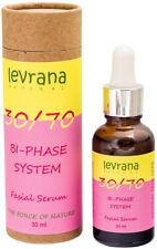 Face serum biphasic 30/70, with Damask rose oil LEVRANA 30ML