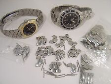 MENS OMEGA POLARIS STEEL WATCH LINK & PIN,SEAMASTER 200M PRE BOND