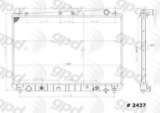 Global Parts Distributors 2427C Radiator