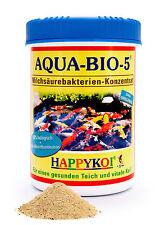 AQUA Bio 5 1000 ml Milchsäurebakterien Algenkiller Bakterien Filter Teich Algen