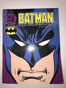 DC HEROES ROLE-PLAYING GAME SOURCEBOOK-BATMAN #246-MAYFAIR