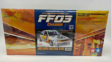 Tamiya 300084228 - 1:10 RC Hks Vauxhall Vectra Jtcc (FF-03) Kit New