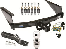 97-03 FORD F150 & 04 FORD F150 HERITAGE COMPLETE TRAILER HITCH PKG W/ WIRING KIT