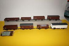 RFA] Spur H0 Roco 44011 Güterwagen Set ÖBB OVP gepflegter Zustand