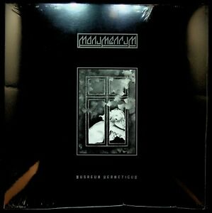 EBOND Monumentum – Musaeum Hermeticum Vinile Clear Vinyl V058064