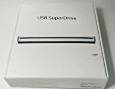 Apple USB SuperDrive / MacBook Air Mac Mini MD564ZM/A A1379 30-Day Warranty IOB
