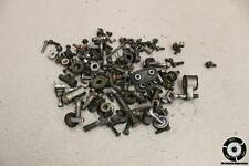 2007 Yamaha FZ6 MISCELLANEOUS NUTS BOLTS ASSORTED HARDWARE FZ 6 07