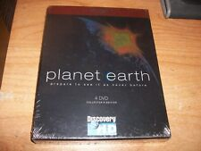 Planet Earth: Prepare To See It As Never Before (HD 4-DVD Collectors Edition)