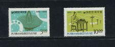 Korea 1965  #481-2   telegraph telecoms  2v.  MNH  G343