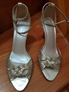 Faith Occasion Sandals, Size 5,