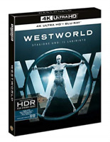 Westworld Stagione Uno: IL LABIRINTO (IMPORT) BLU-RAY 4K Ultra HD