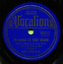 SWEET VIOLET BOYS (On Mexico's Beautiful Shore) CLASSIC COUNTRY 78 RPM RECORD