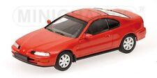 Honda Prelude 1992 rot 1:43  Minichamps neu & OVP 400161920