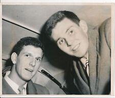 "Original 1951 Bill Spivey Dwight Price U of Kentucky Basketball Photo 8 x 10"""