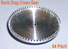 New 1/24 Scale Sonic Crown Gear 60t  64p Aluminum Drag Gear $5.49 PER GEAR