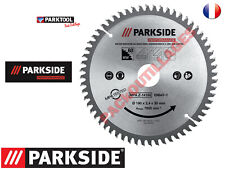 PARKSIDE® PERFORMANCE Lame de scie circulaire 190 x 2,4 x 30mm 60 dents Pro !!