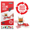 Drink Adult Drinking Fun Party Game Spin Shot Glasses Hen Stag Night Party Fun