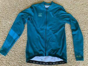 Eliel T1 Thermal Long Sleeved Jersey - Gravelstoke - Men's Medium M